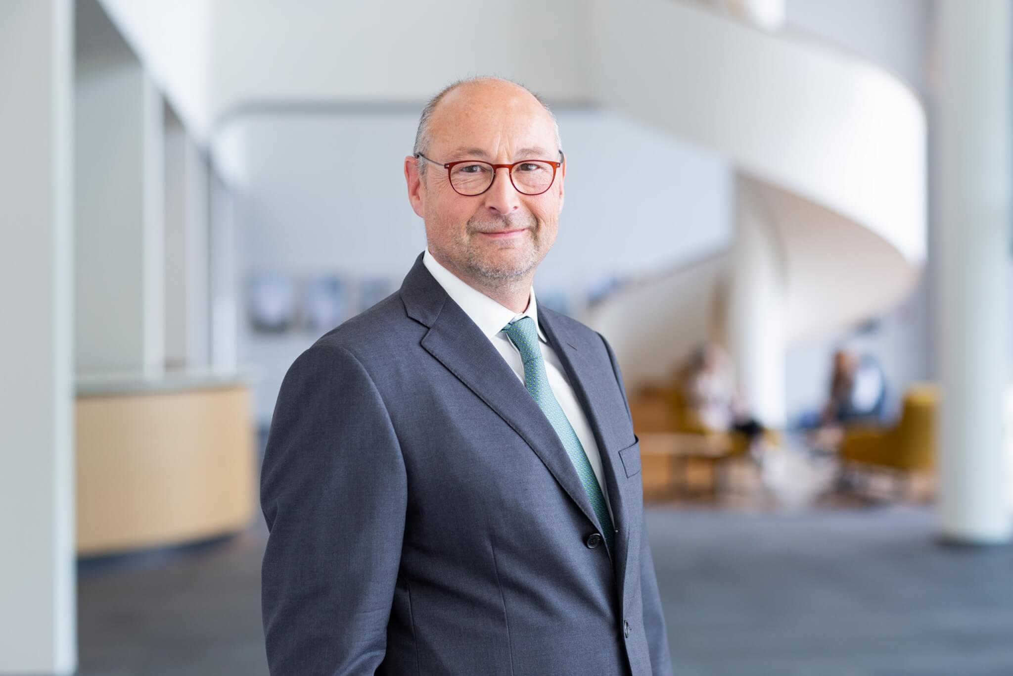 Vonovia-Chef Rolf Buch ist neuer Moderator des Initiativkreis Ruhr (Foto © Initiativkreis Ruhr)