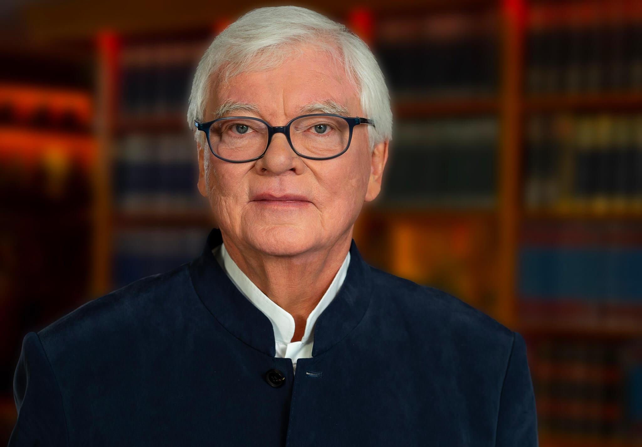 Prof. Bodo Hombach, Vorstandsvorsitzender der Brost-Stiftung